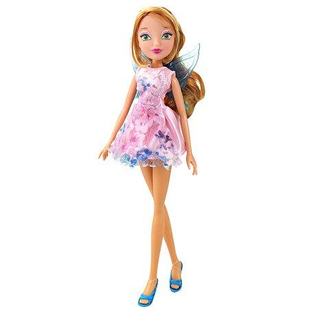 Кукла Winx Магическое сияние Флора