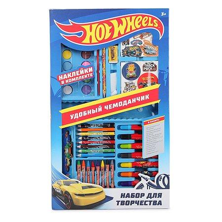 Набор для рисования FRESH-TREND Hot Wheels 43 предмета DM0009