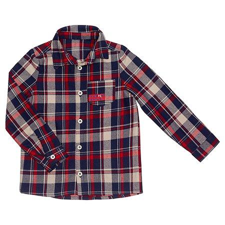 Сорочка Lucky Child красная
