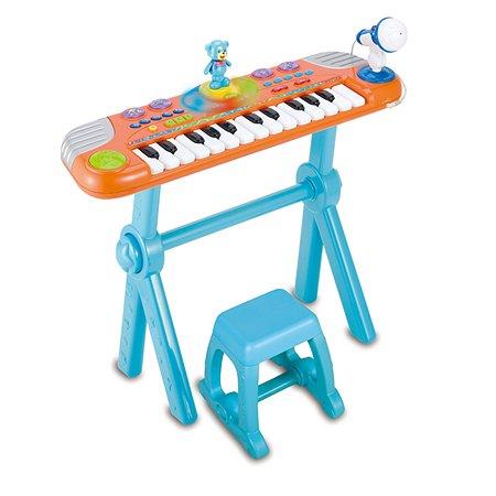 Пианино Baby Go со светом и звуком