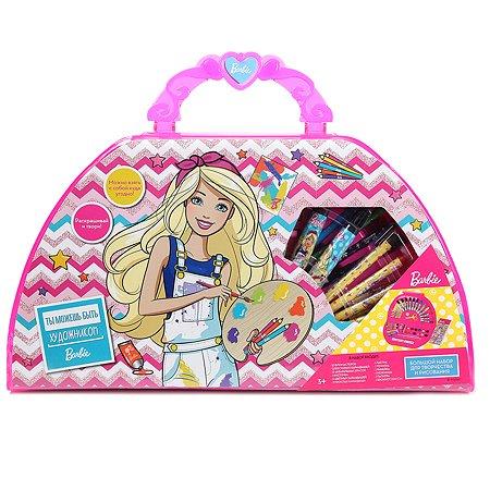 Набор для рисования FRESH-TREND Barbie 50 предметов DM0010