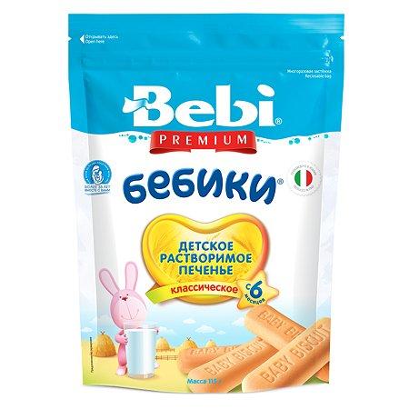 Печенье Bebi Колинска Бебики 115г с 6месяцев