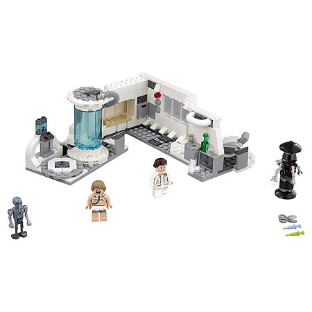 Конструктор LEGO Star Wars Спасение Люка на планете Хот 75203