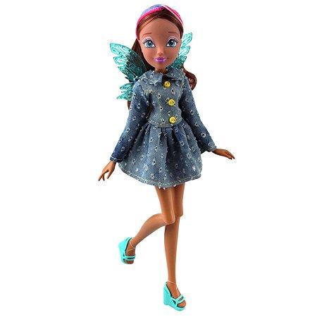 Кукла Winx Стильная штучка Лейла