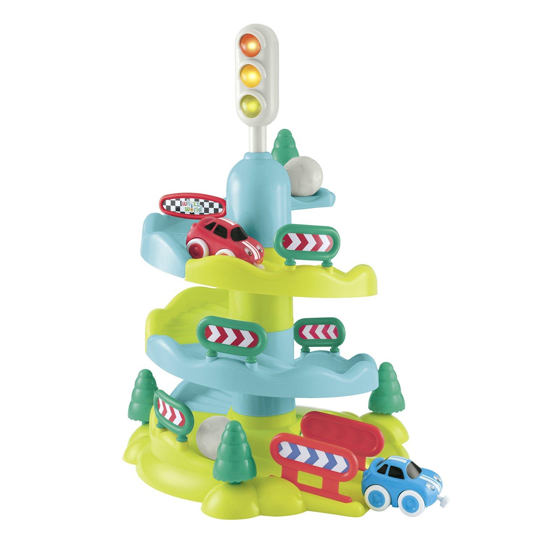 Игрушка ELC Автогорка Чудеса на виражах Зеленая 149155