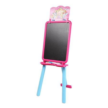 Мольберт для рисования FRESH-TREND Barbie DM0013