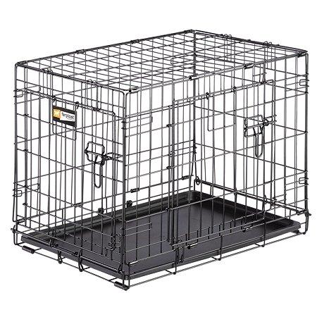 Клетка для собак Ferplast Dog-inn 60 Черная