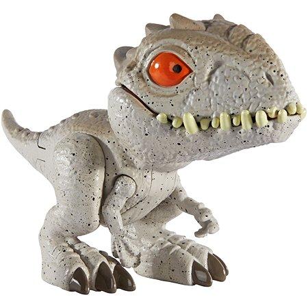 Фигурка Jurassic World Цепляющийся мини-динозаврик Индоминус Рекс GGN30