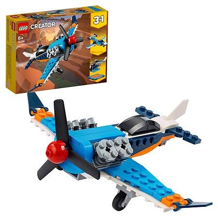 Конструктор LEGO Creator Винтовой самолет 31099