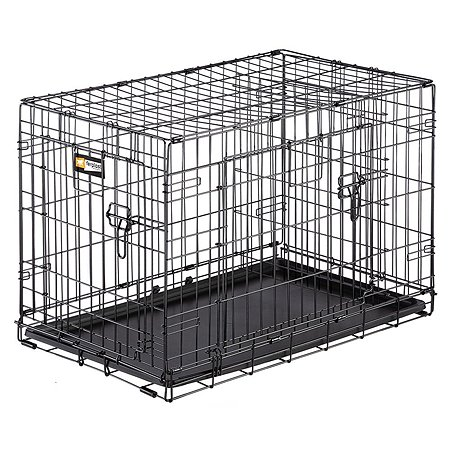 Клетка для собак Ferplast Dog-inn 75 Черная