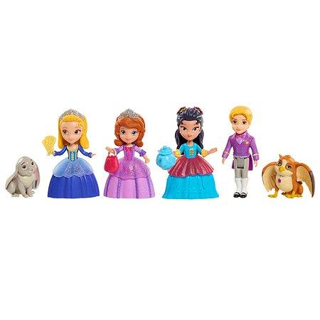 Набор игровой Jakks Pacific Disney Волшебный замок+фигурки
