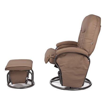 Кресло для мамы Hauck Metal Glider Crème
