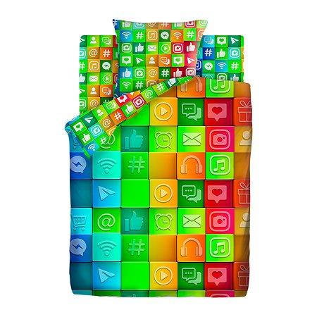 Комплект постельного белья For you 3предмета 556635