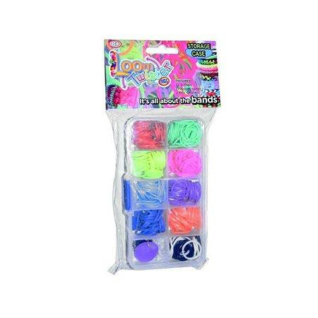 Набор для плетения браслетов LOOM TWISTER из резинок