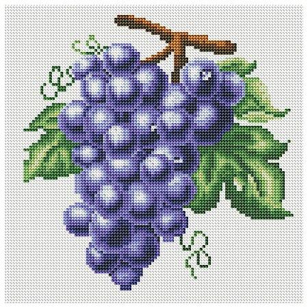 Набор Белоснежка Гроздь винограда