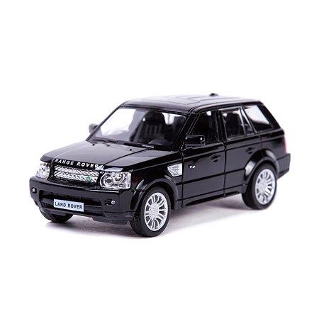 Машина Mobicaro 1:32 Land Rover Sport Черный