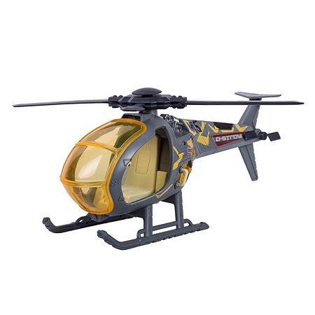 Вертолет Global Bros со световыми и звуковыми эффектами