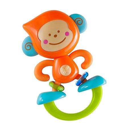 Прорезыватель B kids Веселая обезьянка