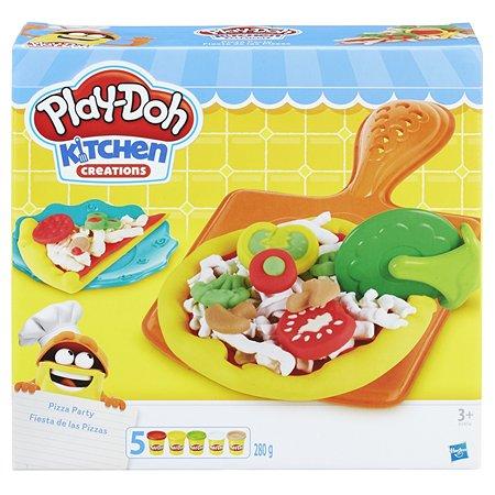 Набор Play-Doh ПИЦЦА