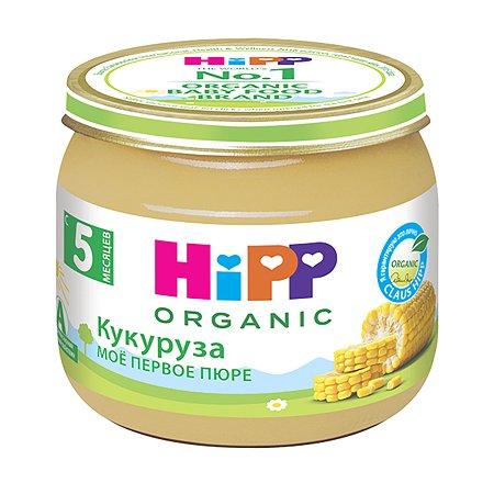 Пюре Hipp кукуруза 80г с 5месяцев