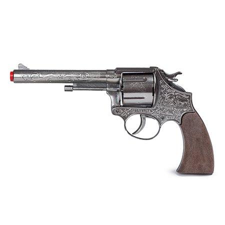 Револьвер ковбоя Gonher 25 см Сталь