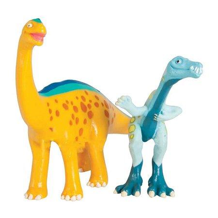 Динозавры Поезд динозавров Алан и X-Ray Баки