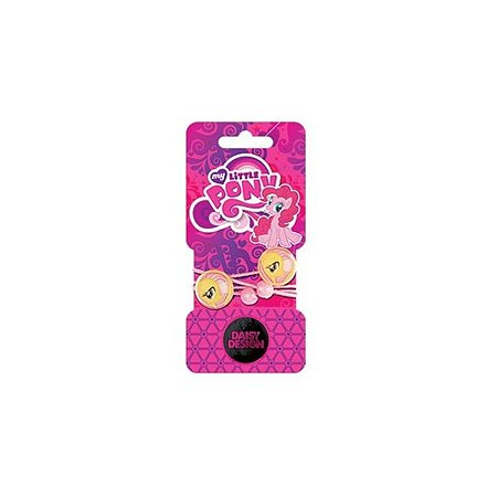 Резинки для волос 2шт Daisy Design My Little Pony