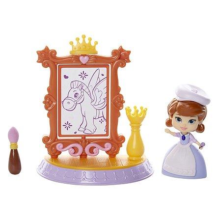 Набор игровой Jakks Pacific Disney Урок рисования+кукла