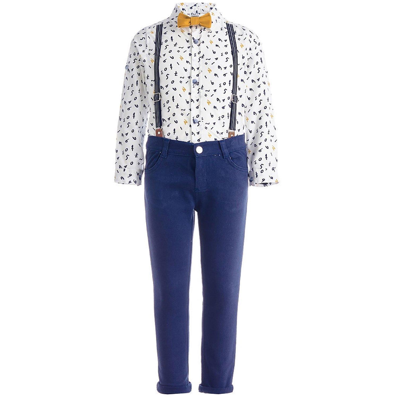 Комплект MILI рубашка + брюки