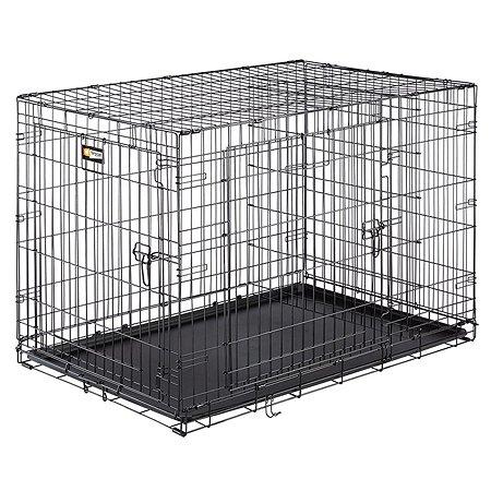 Клетка для собак Ferplast Dog-inn 105 Черная