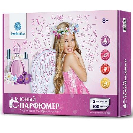 Набор парфюмерный Intellectico Юный парфюмер большой 704