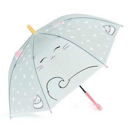 Зонт-трость Wappo белый