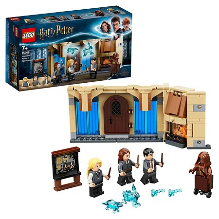 Конструктор LEGO Harry Potter Выручай-комната Хогвартса 75966