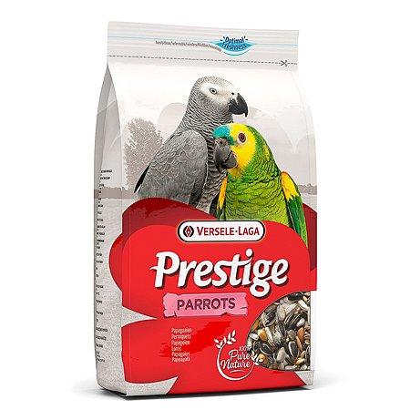 Корм для попугаев Versele-Laga Prestige Parrots крупных 1кг