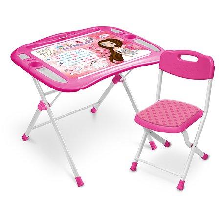 Комплект мебели NiKA kids Маленькая принцесса NKP1/3