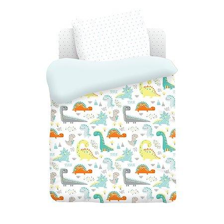 Комплект постельного белья TITINO Dinosaurs 3предмета 581431