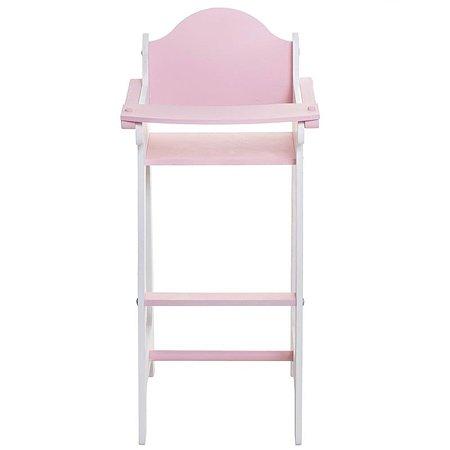 Стул PAREMO кукольный Розовый PFD116-11