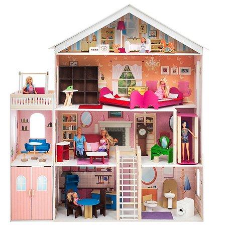 Дом для куклы PAREMO Мечта большой PD316-02