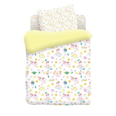 Комплект постельного белья TITINO Unicorns 3предмета 581433