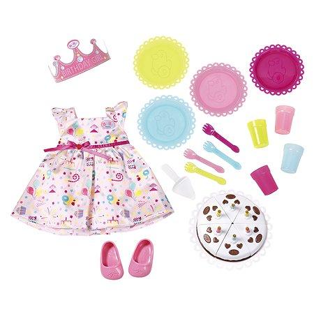 Набор для куклы Zapf Creation Baby born Для празднования Дня рождения 825-242
