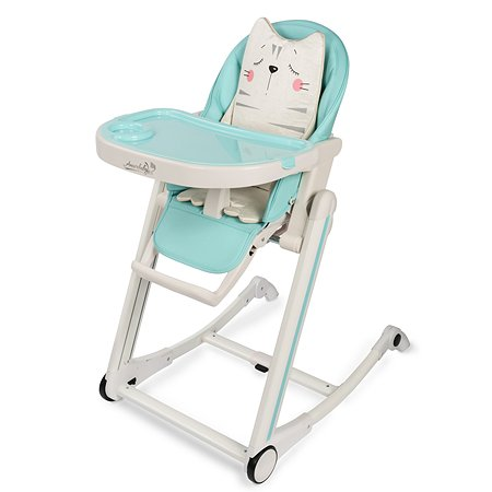 Стул для кормления AMARO BABY Rocking Baby Мятный