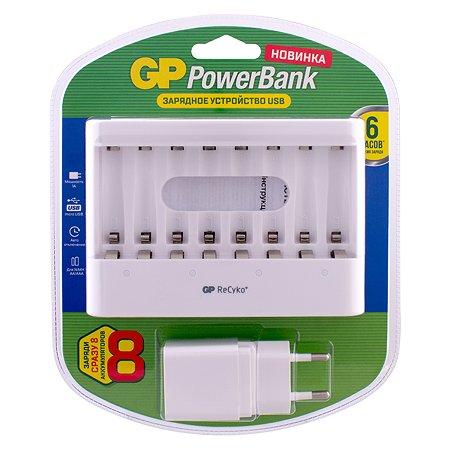 Зарядное устоойство GP U811GS-2CR1