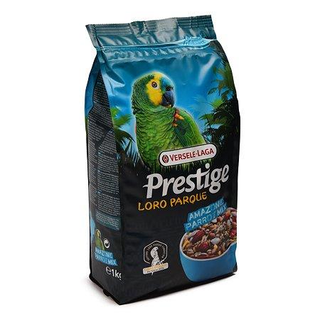 Корм для попугаев Versele-Laga Prestige Premium Amazone Parrot Loro Parque Mix крупных 1кг