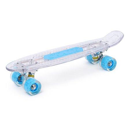 Скейтборд Kreiss с подсветкой M-2206LED