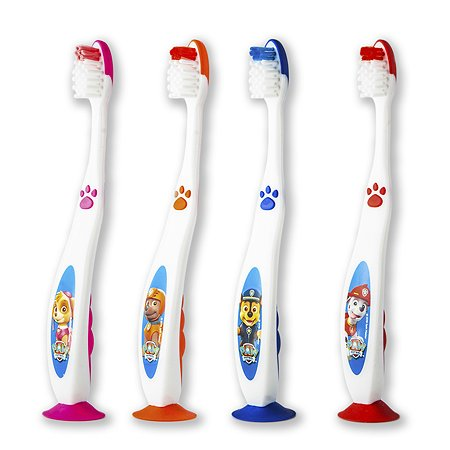 Зубная щётка LONGA VITA Paw Patrol с 3лет 902
