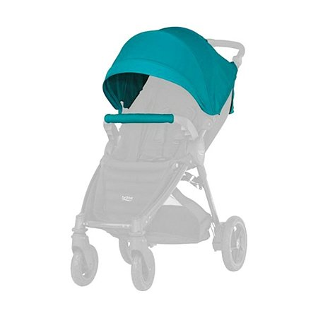 Капор для коляски Britax B-AGILE/B-MOTION 4 plus Lagoon Green 2000023133
