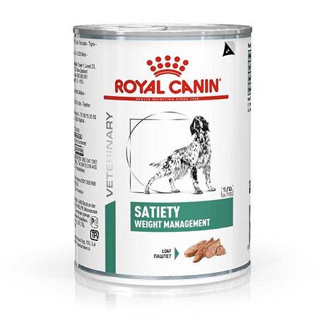 Корм для собак ROYAL CANIN Satiety weignt management 30 контроль веса консервированный 0.41кг
