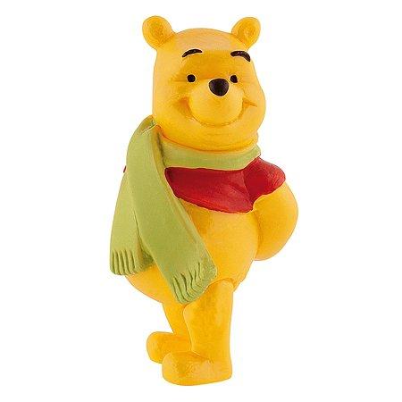 Фигурка Bullyland Винни с шарфом