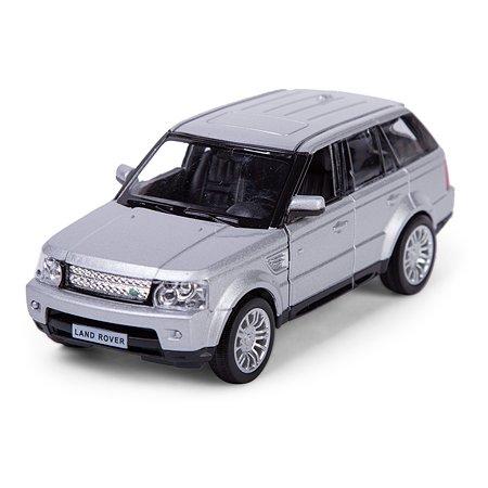 Машина Mobicaro 1:32 Land Rover Sport Серебристый