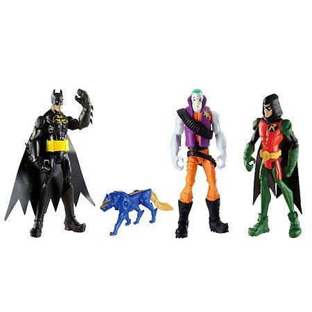 Набор фигурок Batman UNLIMITED з шт